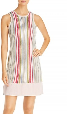 Tommy Bahama Vista Sol Striped Swing Dress