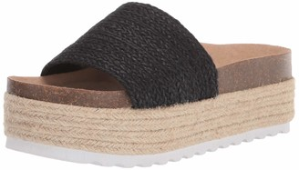 Chinese Laundry by Women's Platform Espadrille Sandal Wedge