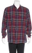 Woolrich Plaid Woven Shirt