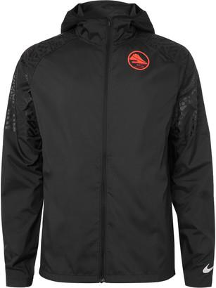 Nike Running Essential Printed Shell Running Jacket