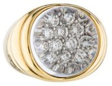 Mauboussin Diamond Globe Ring