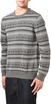 Levi's Men's Crew-Neck Knit Sweater