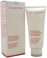 Clarins 6.5Oz Moisture Rich Body Lotion With Shea Butter (Dry Skin)