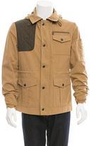 Michael Bastian Hooded Utility Jacket