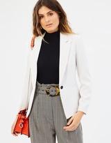 Mng Plec Suit Jacket