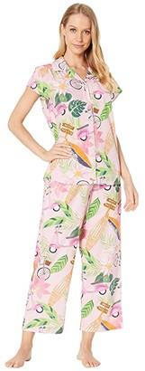 The Cat's Pajamas Vespa Capri Pajama Set