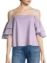 Doreen Off-the-Shoulder Cami Top