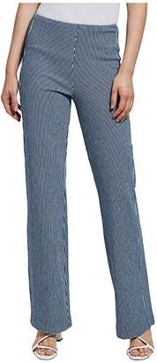 Lysse Denim Trouser Jeans in Pinstripe (Denim Pinstripe) Women's Jeans