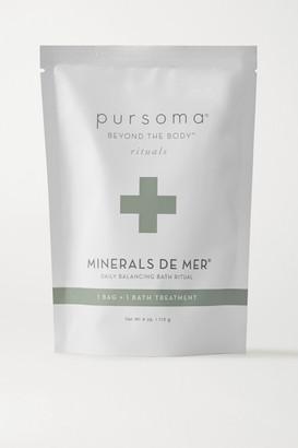 PURSOMA Minerals De Mer Bath Soak, 113g