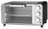 Cuisinart Compact Stainless Steel Toaster Oven Broiler