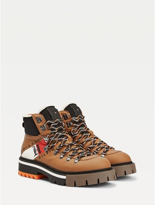 Tommy Hilfiger Lewis Hamilton Chunky Outdoor Boots