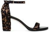 Stuart Weitzman The Pipenearlynude Sandal