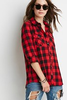 Forever 21 FOREVER 21+ Buffalo Plaid Shirt