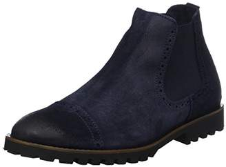 Marc O'Polo Men's Chelsea Boots, Blue (Navy)