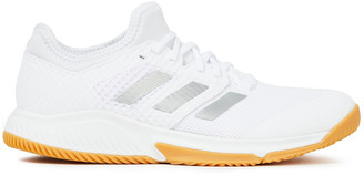adidas Court Team Bounce Mesh And Neoprene Sneakers