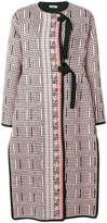 Jil Sander woven coat