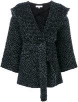 IRO drawstring coat