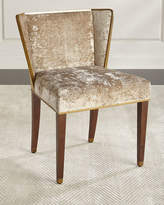Global Views Diane Gilded Accent Chair