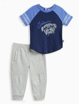 Splendid Baby Boy Athletic Set with Brushed French Terry Pant