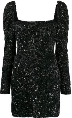 Amen sequin embellished cocktail dress