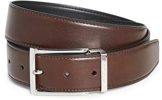 Salvatore Ferragamo Everton Adjustable & Reversible Belt