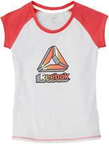 Reebok Girls' Ombre Delta T-Shirt