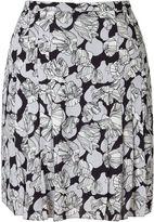 Jigsaw Poppy Fields Flippy Skirt
