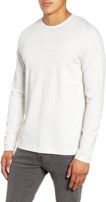 Wings + Horns Signal Slubbed Long Sleeve T-Shirt