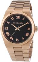 Michael Kors Men's Channing MK5937 Rose Stainless-Steel Quartz Watch