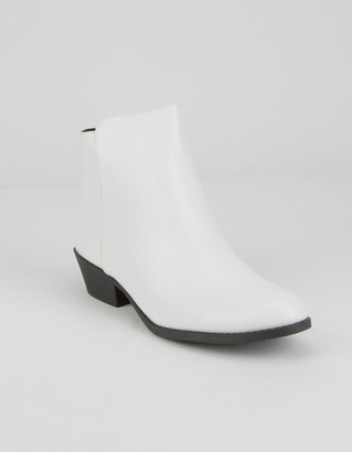 Top Moda Chevy Womens Booties