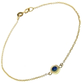 Jennifer Meyer Opal Inlay Circle Bracelet