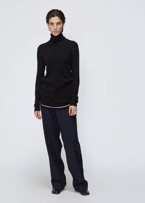 Maison Margiela Irregular Rib Knit Sweater