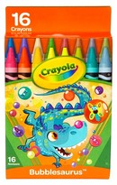 Crayola Crayon Pack, 16ct - Bubblesaurus