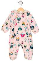 Catimini Girls' Hooded Snow Suit w/ Tags