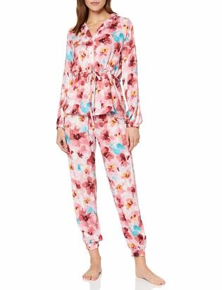 Dahlia Women's Secret Bloom Feminine Bf Pj Fr Pyjama Sets