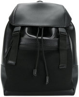 Canali buckle backpack