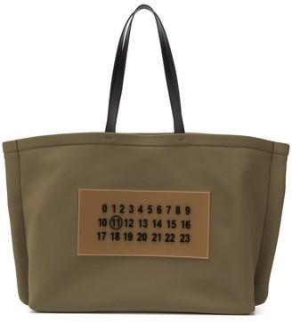 Maison Margiela Logo Tote Bag