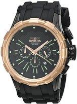 Invicta Men's 16977 I-Force Analog Display Japanese Quartz Black Watch