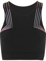 Lucas Hugh Blackstar Stretch Sports Bra - large