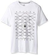 Volcom Men's Angle Short Sleeve T-Shirt