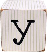 New Arrivals Letter Block Y