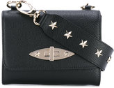 RED Valentino star studded shoulder bag - women - Calf Leather/metal - One Size