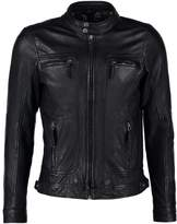 Oakwood Casey Leather Jacket Black