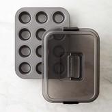 KitchenAid Professional Nonstick Muffin Pan, 12-Well