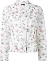 Isabel Marant floral jacket - women - Cotton - 36
