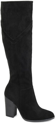 Journee Collection Kyllie Tall Boot - Wide Calf