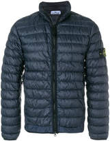 Stone Island micro yarn packable jacket