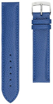 Jean Rousseau Embossed Leather Watch Strap (5cm)