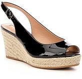 Antonio Melani Paydon Slingback Wedge Sandals
