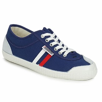 Kawasaki PLAYERS RETRO men's Shoes (Trainers) in Blue